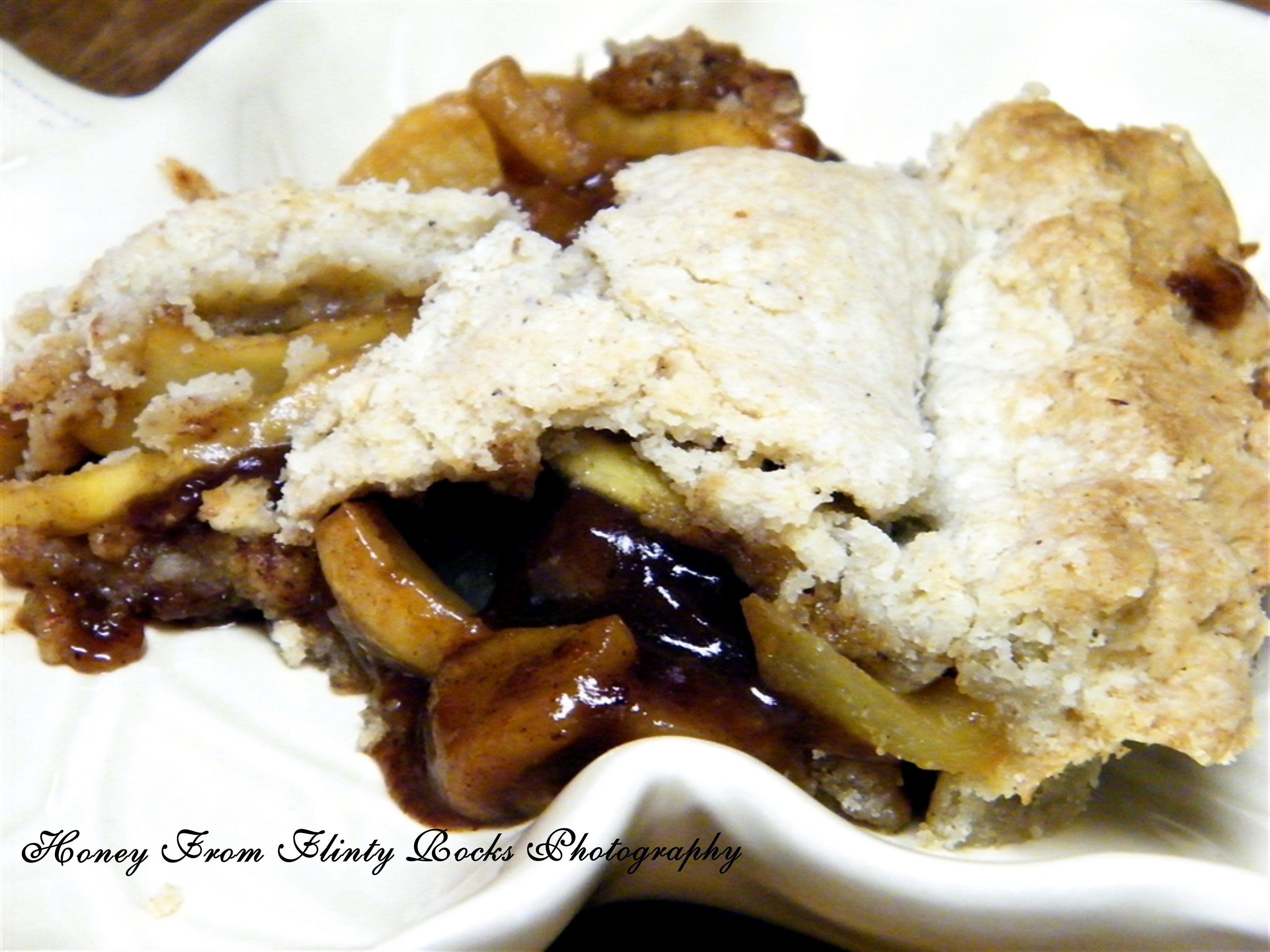 Gluten Free Double Butterscotch Apple Pie Recipes — Dishmaps